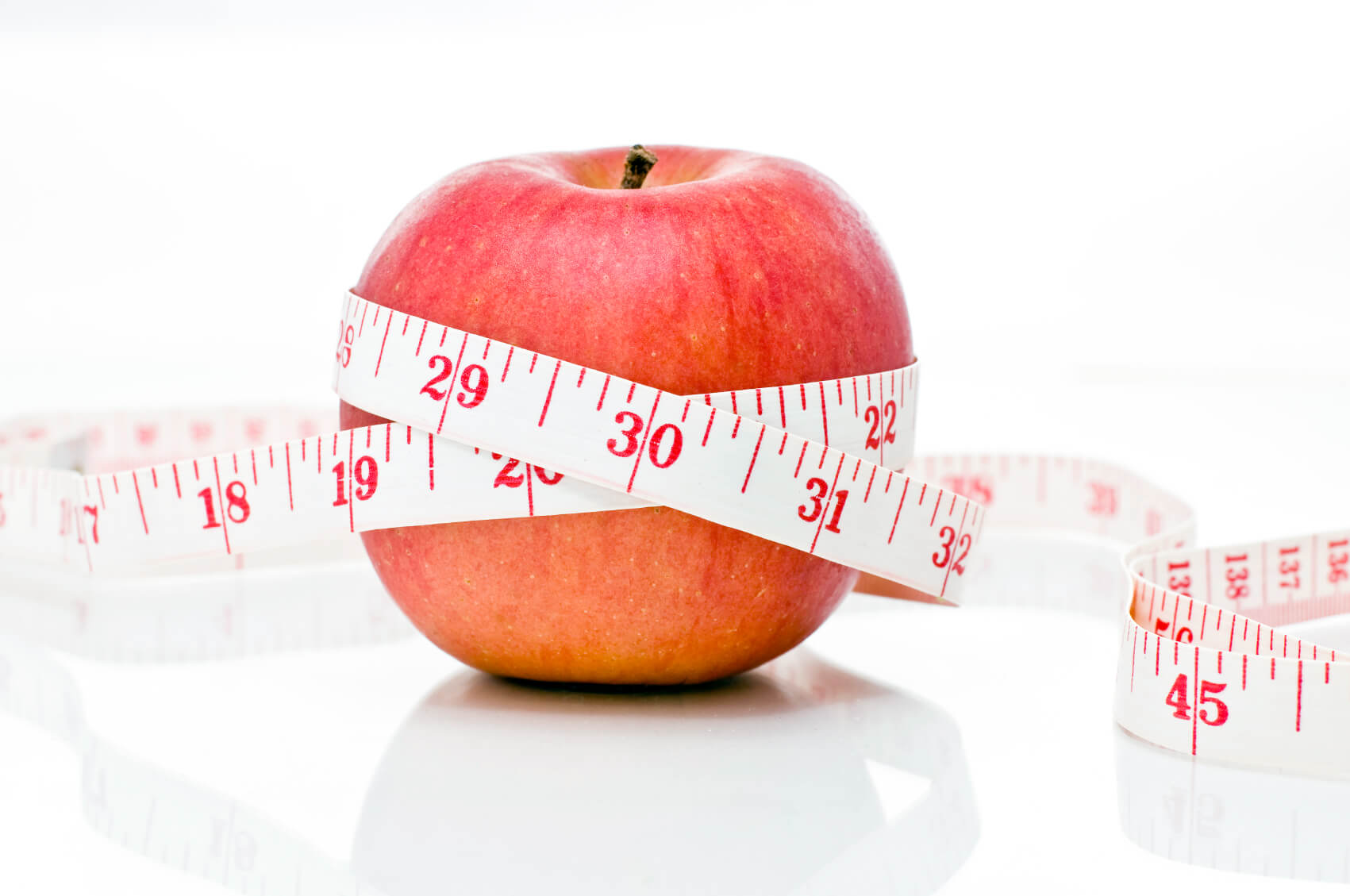 Apples are great for losing weight