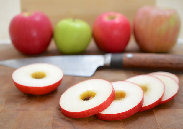 Apples are well rounded foods