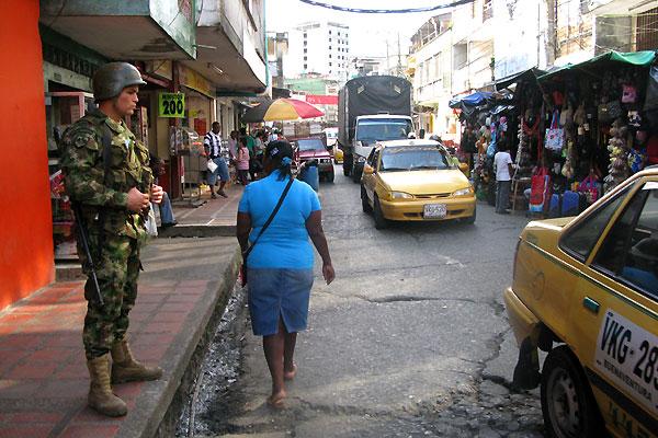 Is colombia dangerous