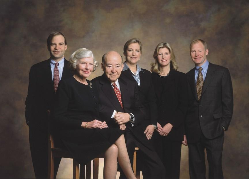 The S.C. Johnson Family
