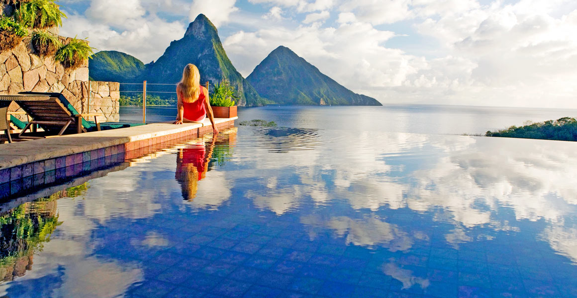 Jade Mountain Resort - Saint Lucia