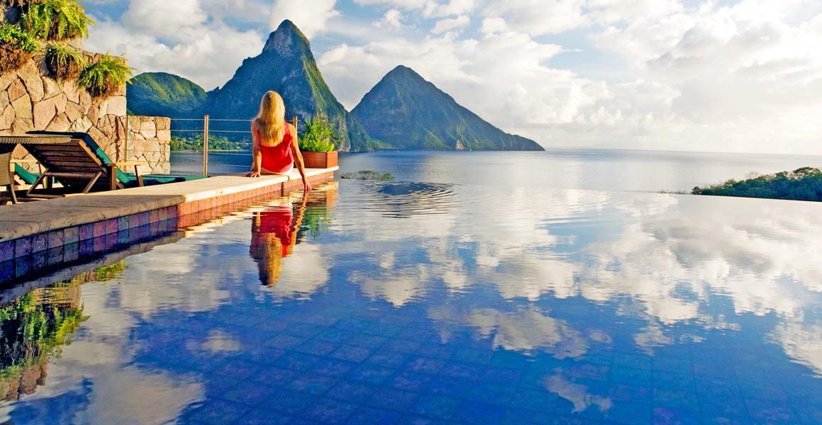 Jade Mountain Resort - Saint Lucia