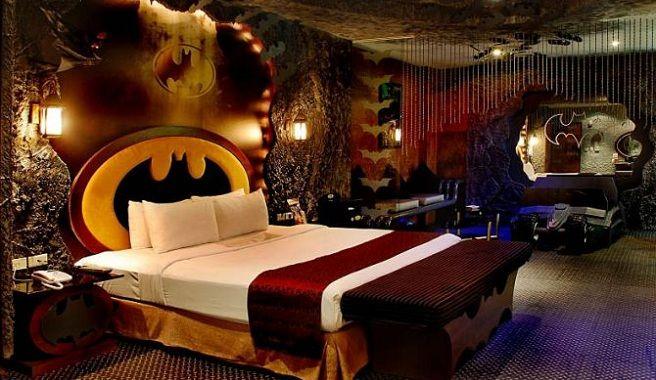 The Batcave - Taiwan