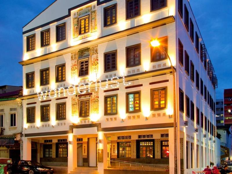 Wanderlust Hotel - Singapore