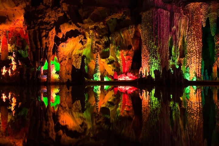 Reed Flute Cave - Guangxi, China