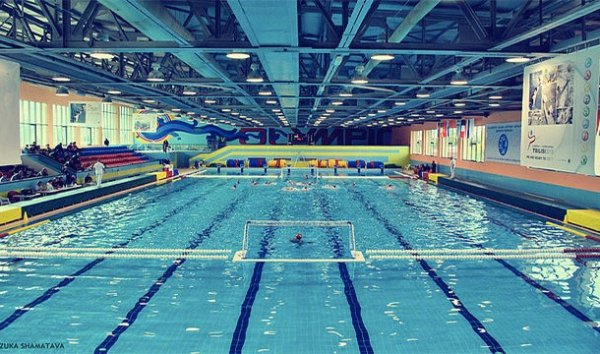 All of the mined gold in human history can fit into three swimming pools