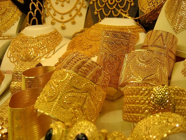 The fear of gold is called Aurophobia
