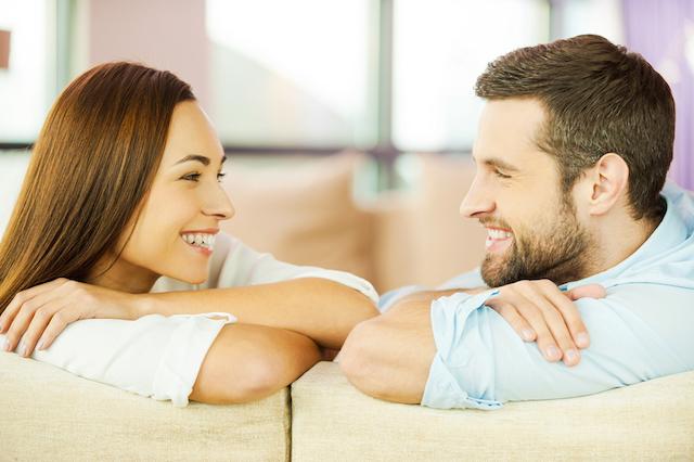 Not communicating straightforward feelings