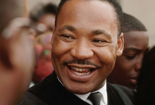 MLK had been jailed 29 times in his life
