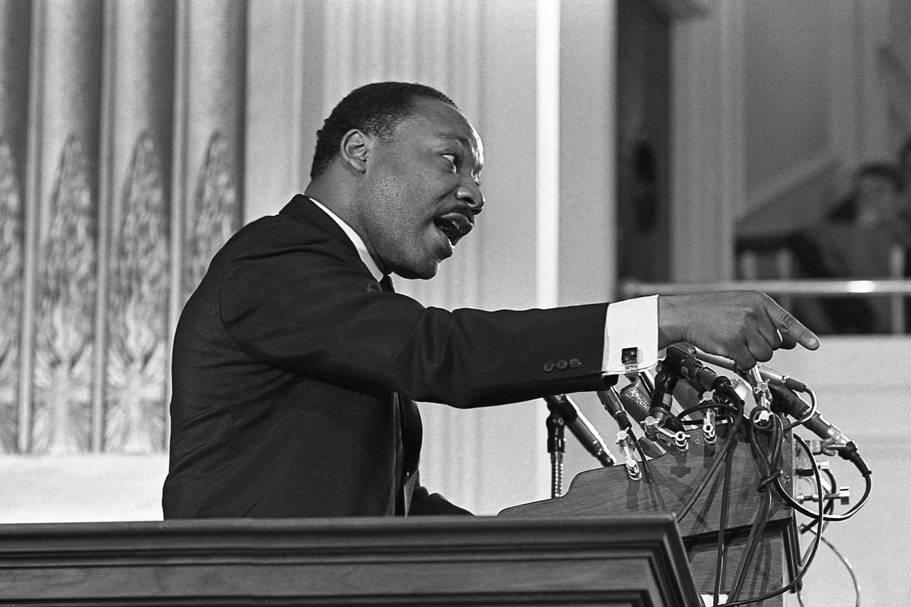 The FBI was watching Martin Luther King Jr. very closely