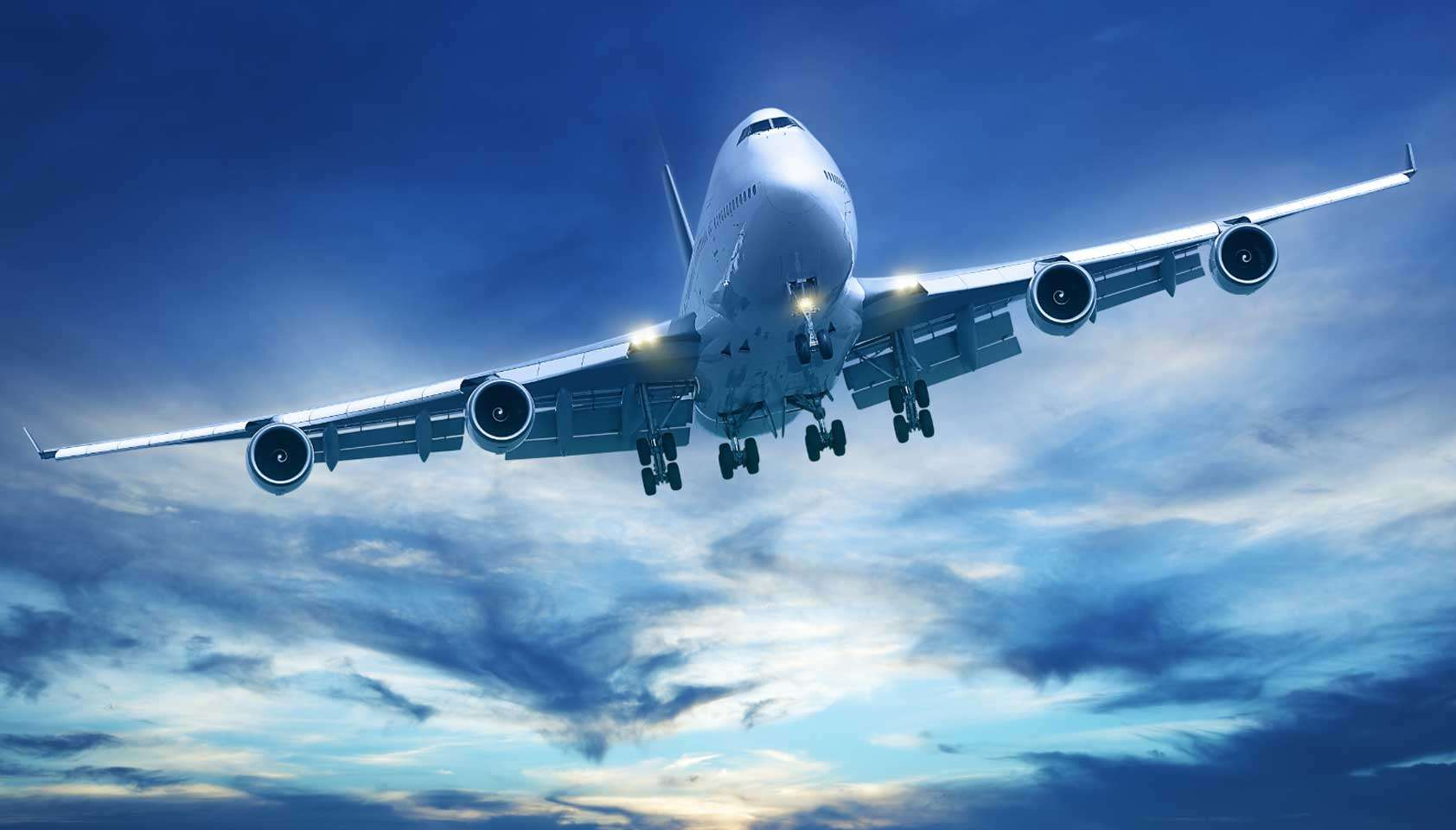 Flying is actually the safest way to travel in the world