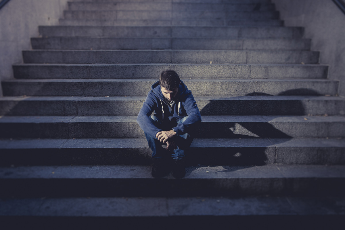 You will less likely fall victim to depression