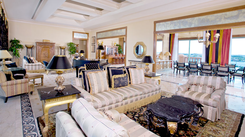 Worldwide Luxury 12 Of The Most Expensive Hotel Suites