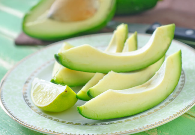 Avocado is a heart healthy food