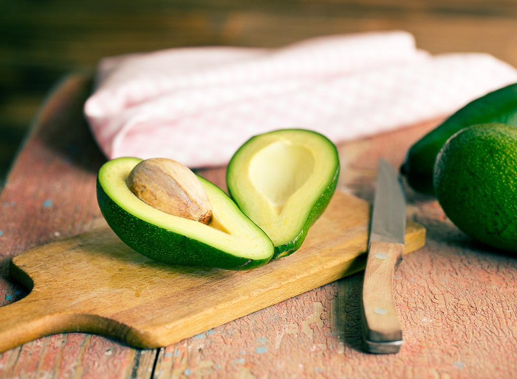 Avocados Keep You Feeling Full