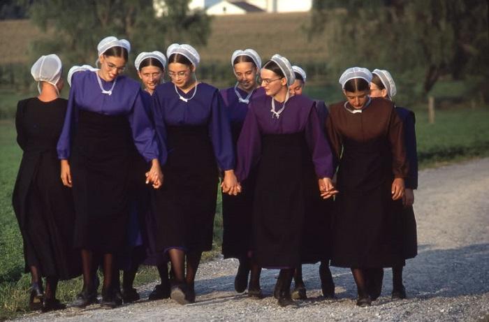 Rumspringa Amish