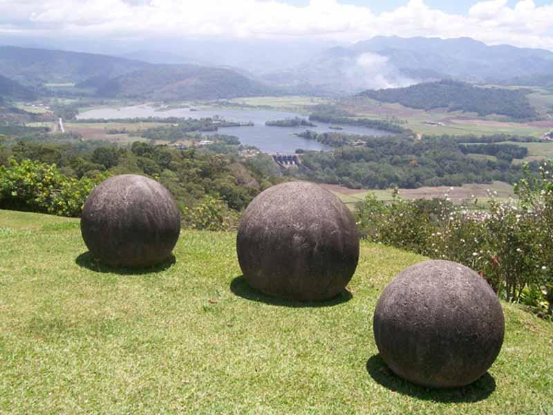 The Stone Balls Of Costa Rica