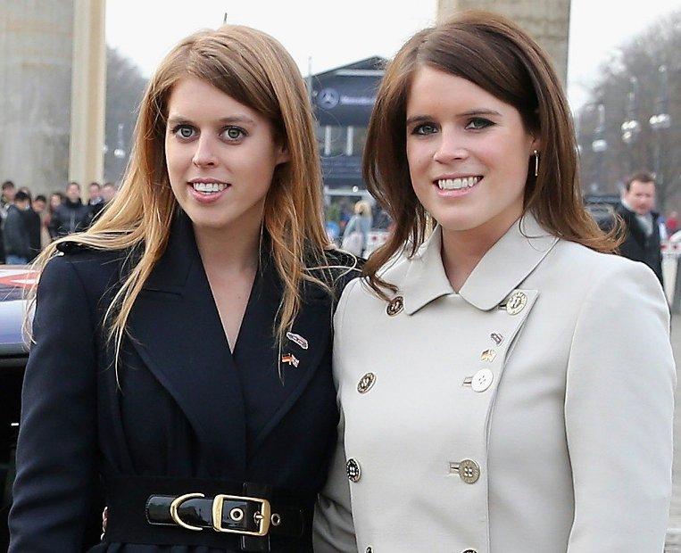 Beatrice And Eugenie