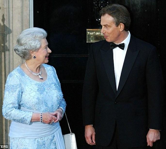 Blair Meets Queen