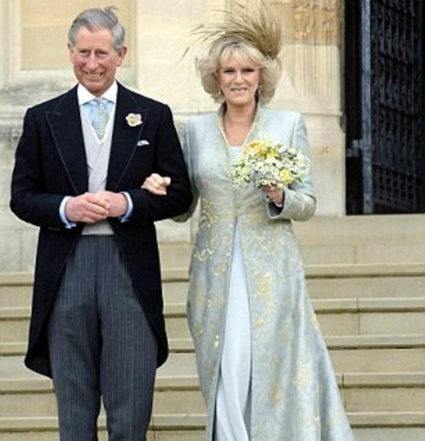 Charles And Camilla Wedding