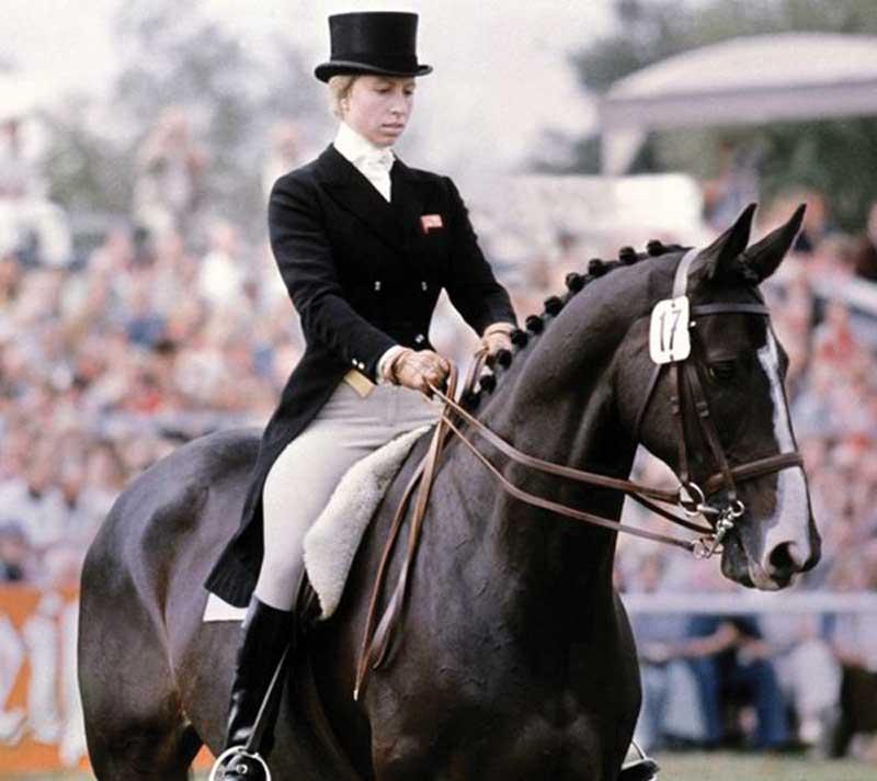 Princess Anne Then