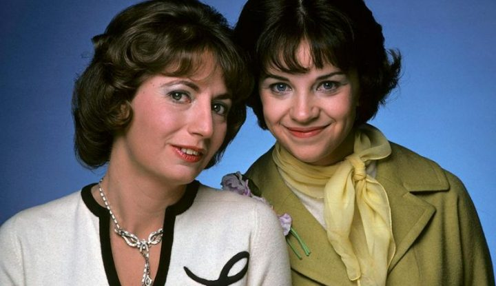 Behind The Scenes On Laverne And Shirley