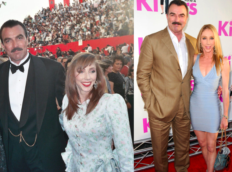 Hollywood legend the skinny on tom selleck page 38 of for Tom selleck jacqueline ray wedding