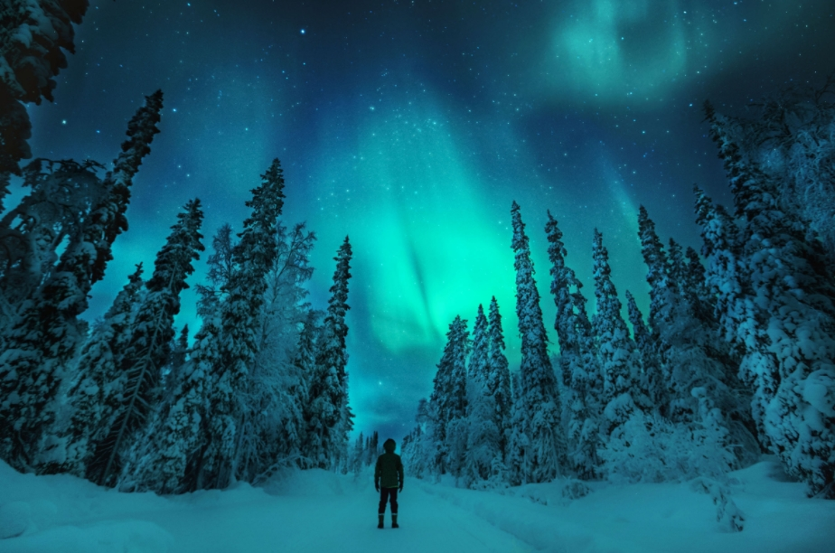 See The Northern Lights From An Igloo Hotel In Finland