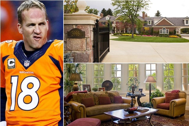 Astounding The Most Gorgeous Mansions Of Nfl Players Horizontimes Interior Design Ideas Clesiryabchikinfo