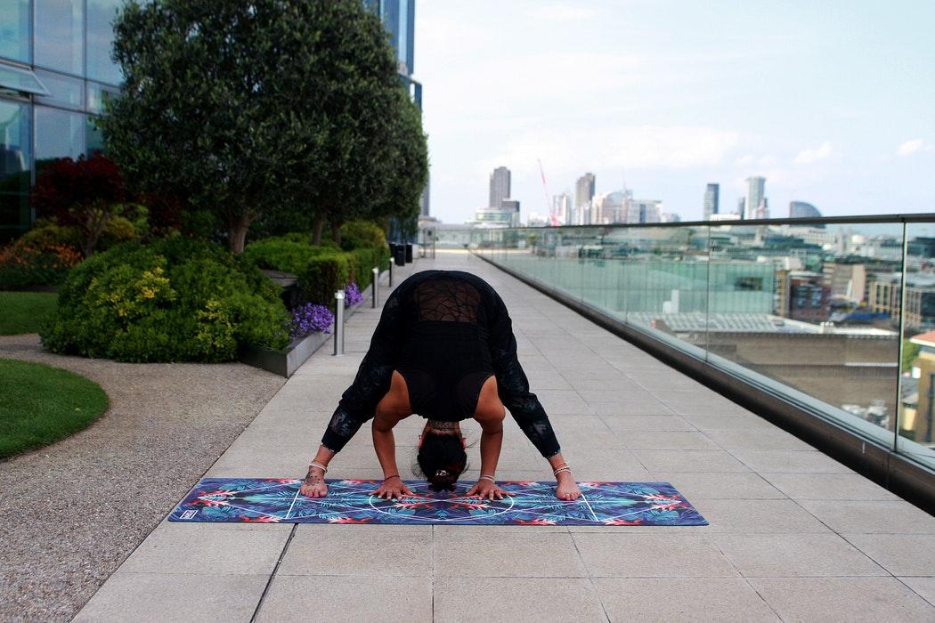 Do Yoga Outdoors