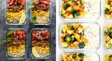 The Magic Of Meal Prepping