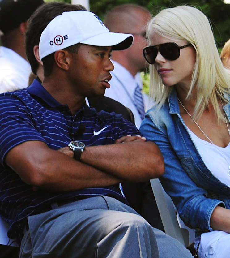 The Story Of Tiger Woods and Elin Nordegren's Relationship ...