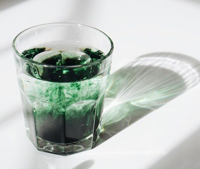 What Is Chlorophyll Water?