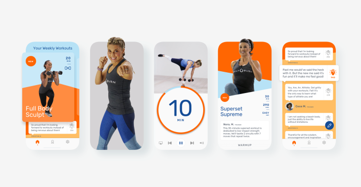 HIIT Workouts By Daily Burn
