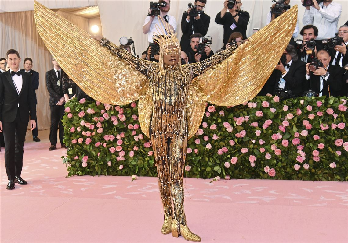 Creative Outfits At The Met Gala