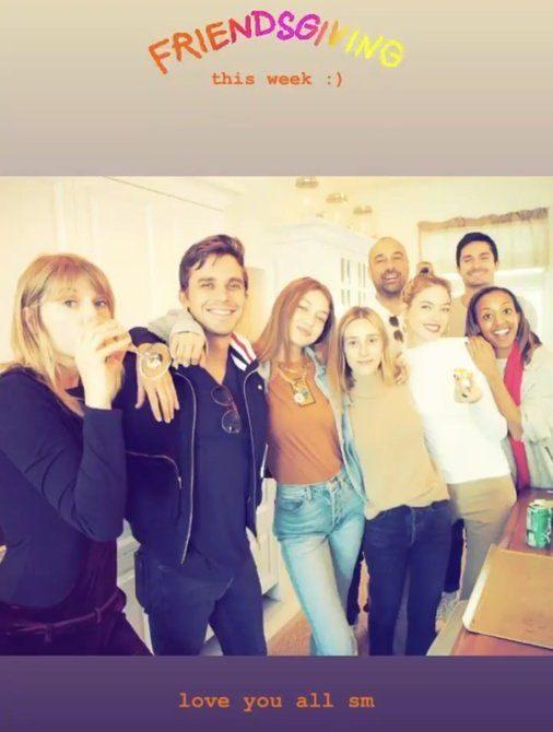Taylor Swift, Antoni Porowski, Martha Hunt, And Gigi Hadid