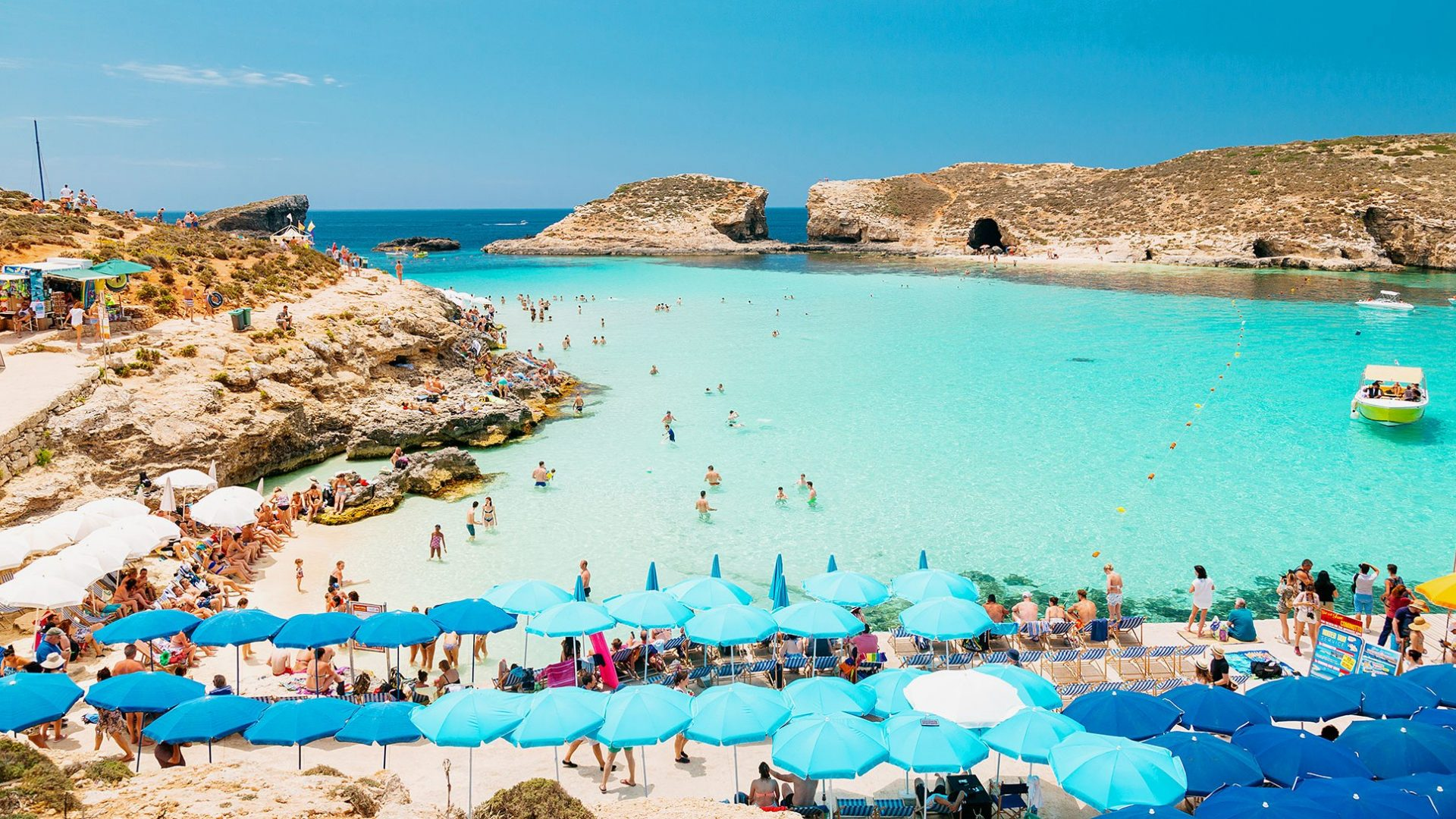 Gorgeous Beaches In Malta