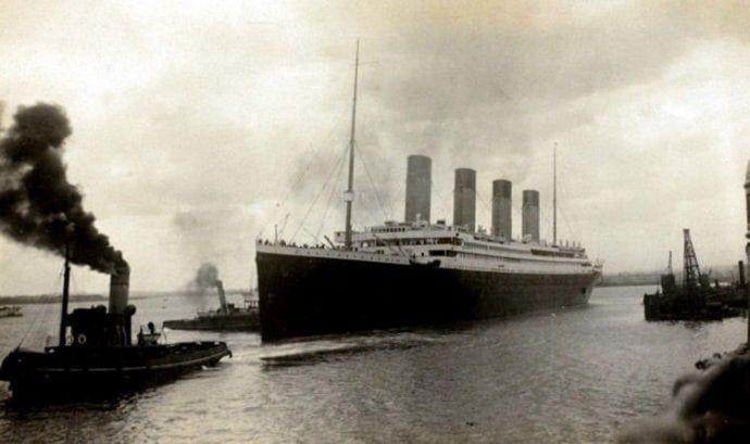 A Deceiving Ship