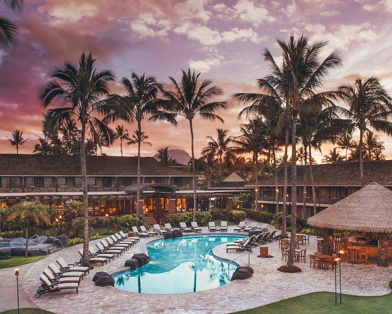 Ko'a Kea Hotel & Resort, Hawaii