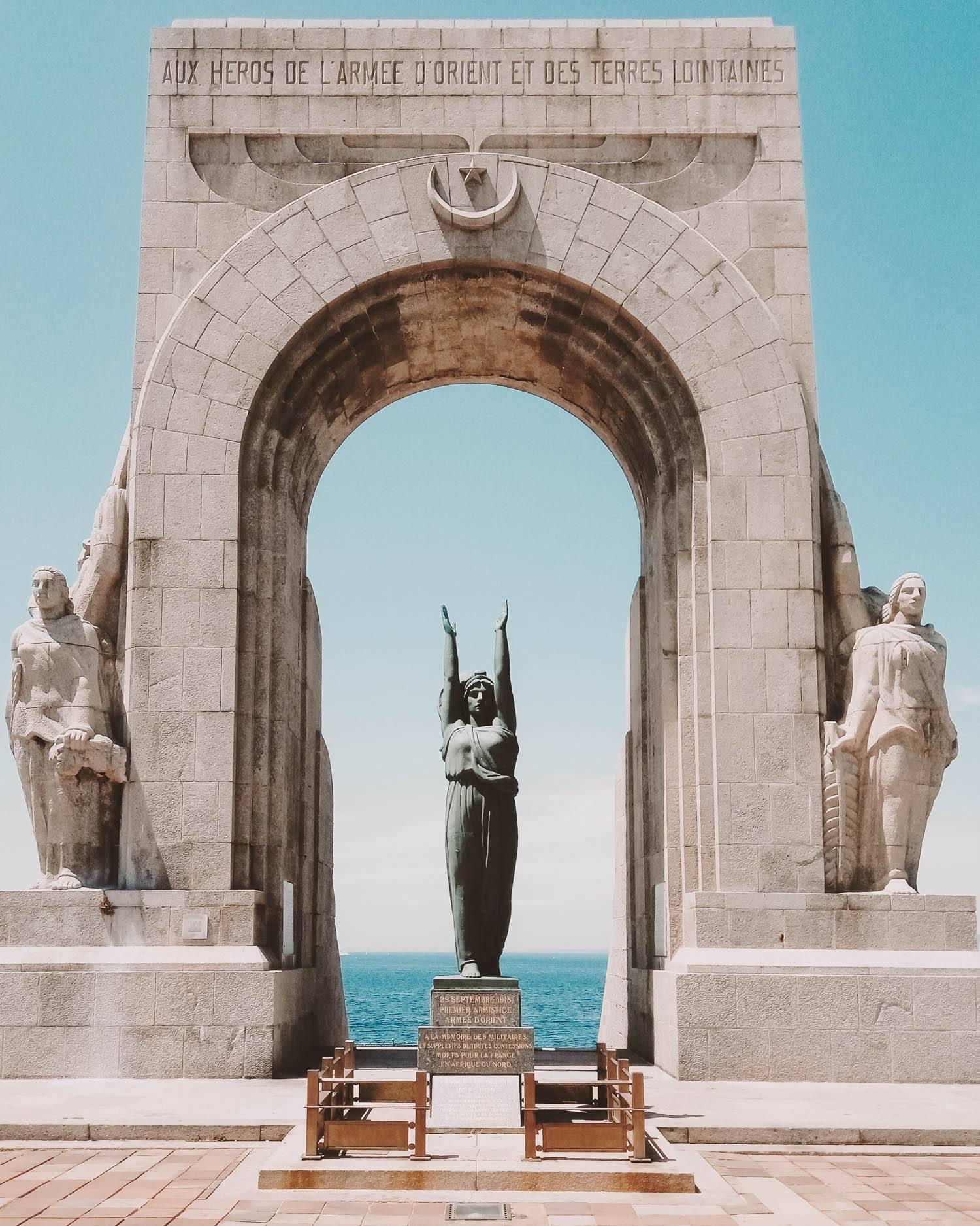 La Porte D'Orient