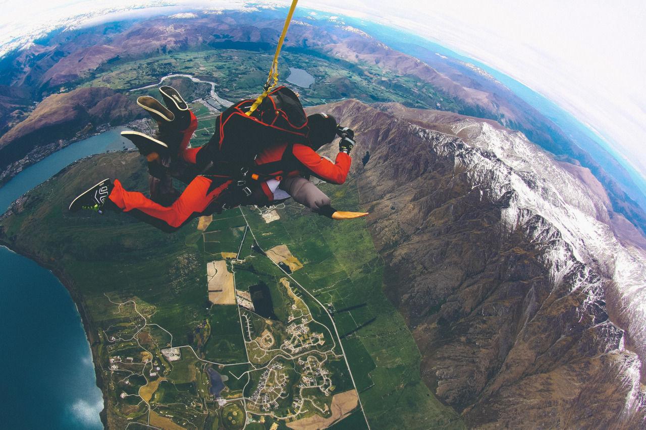 Adrenaline Rush In New Zealand
