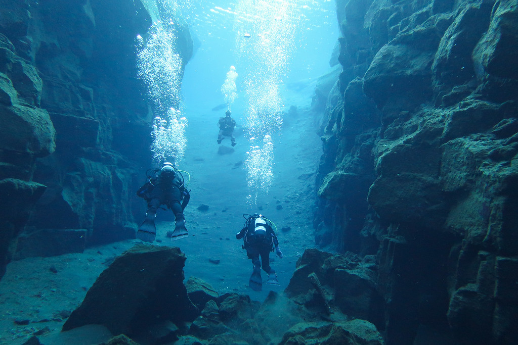 Silfra Fissure Dive