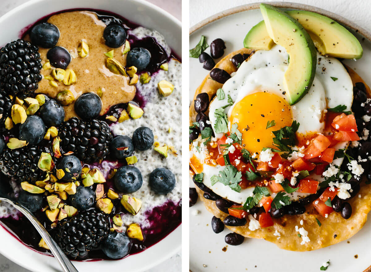 Have A Big, Healthy Breakfast