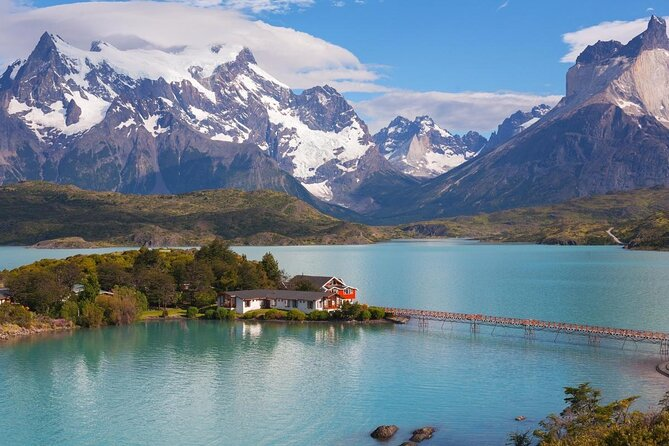 Gorgeous Sights At Torres Del Paine