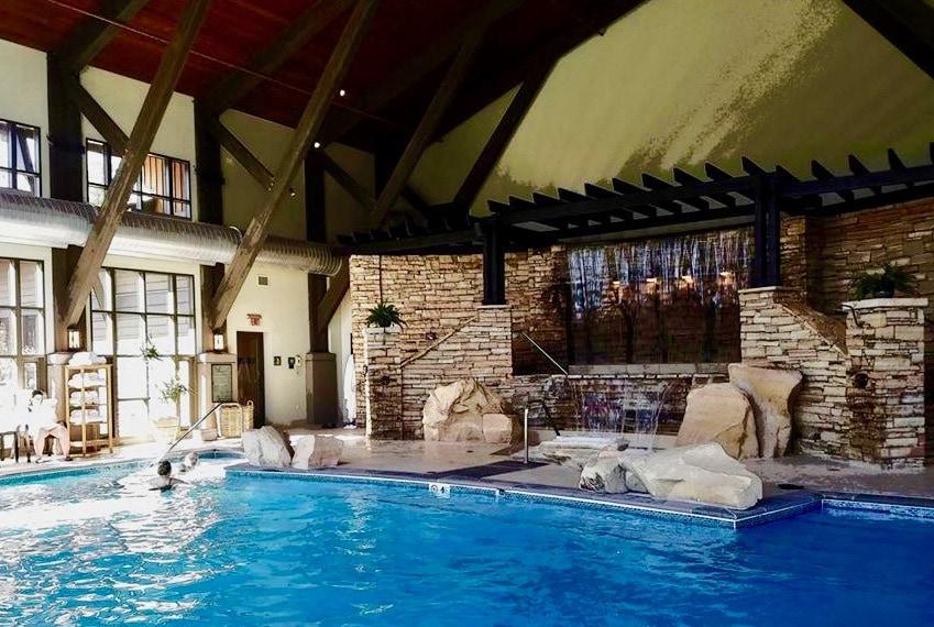 The Lodge At Woodloch Pennsylvania