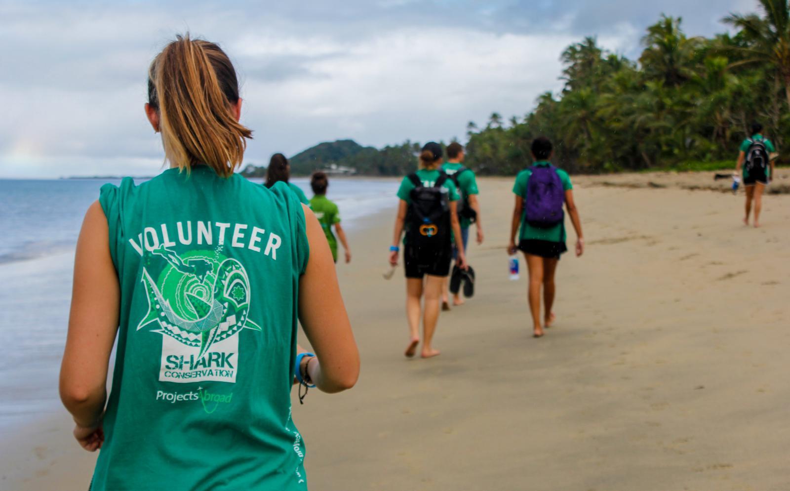 Consider Volunteering