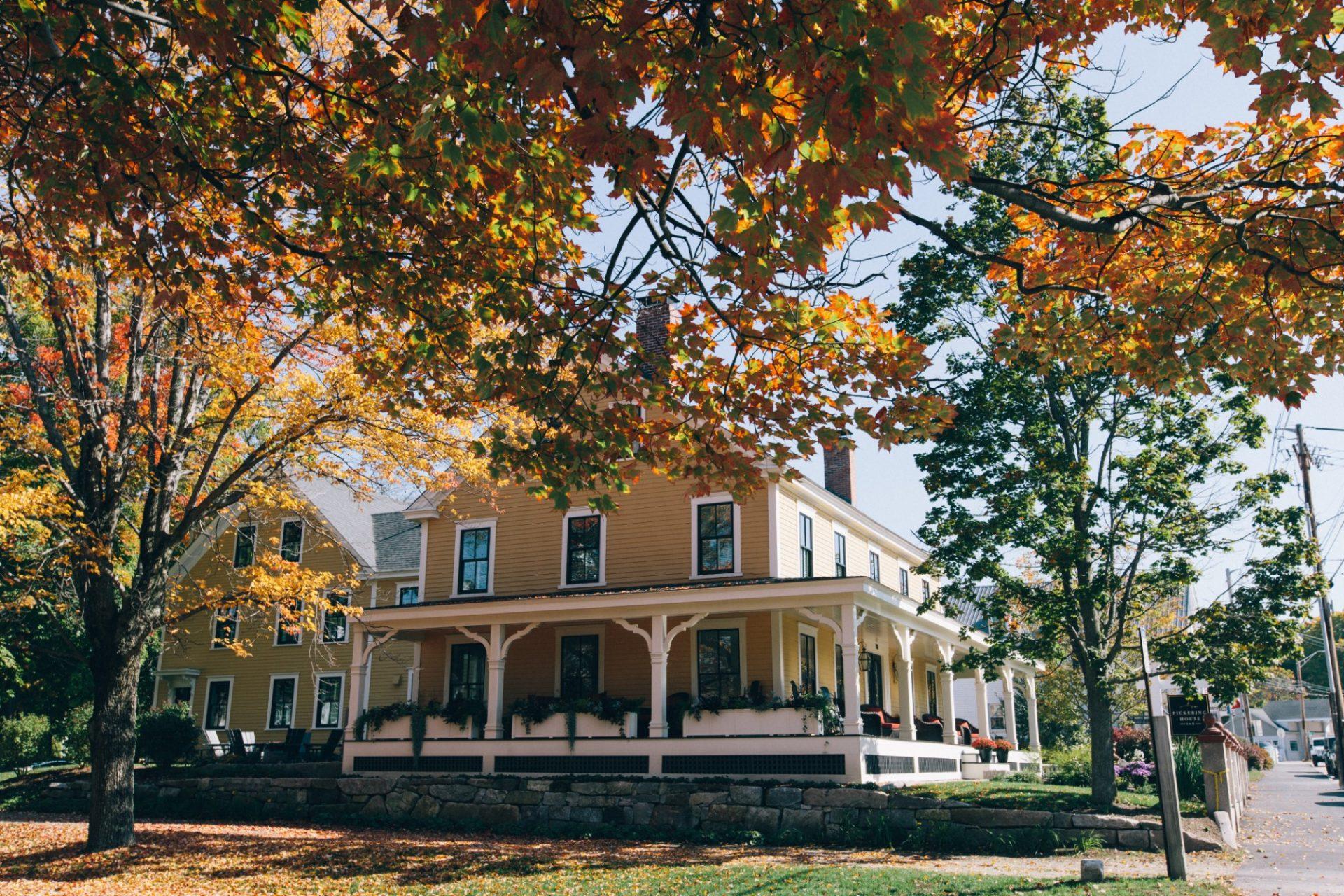 Pickering House Inn, Wolfeboro, New Hampshire