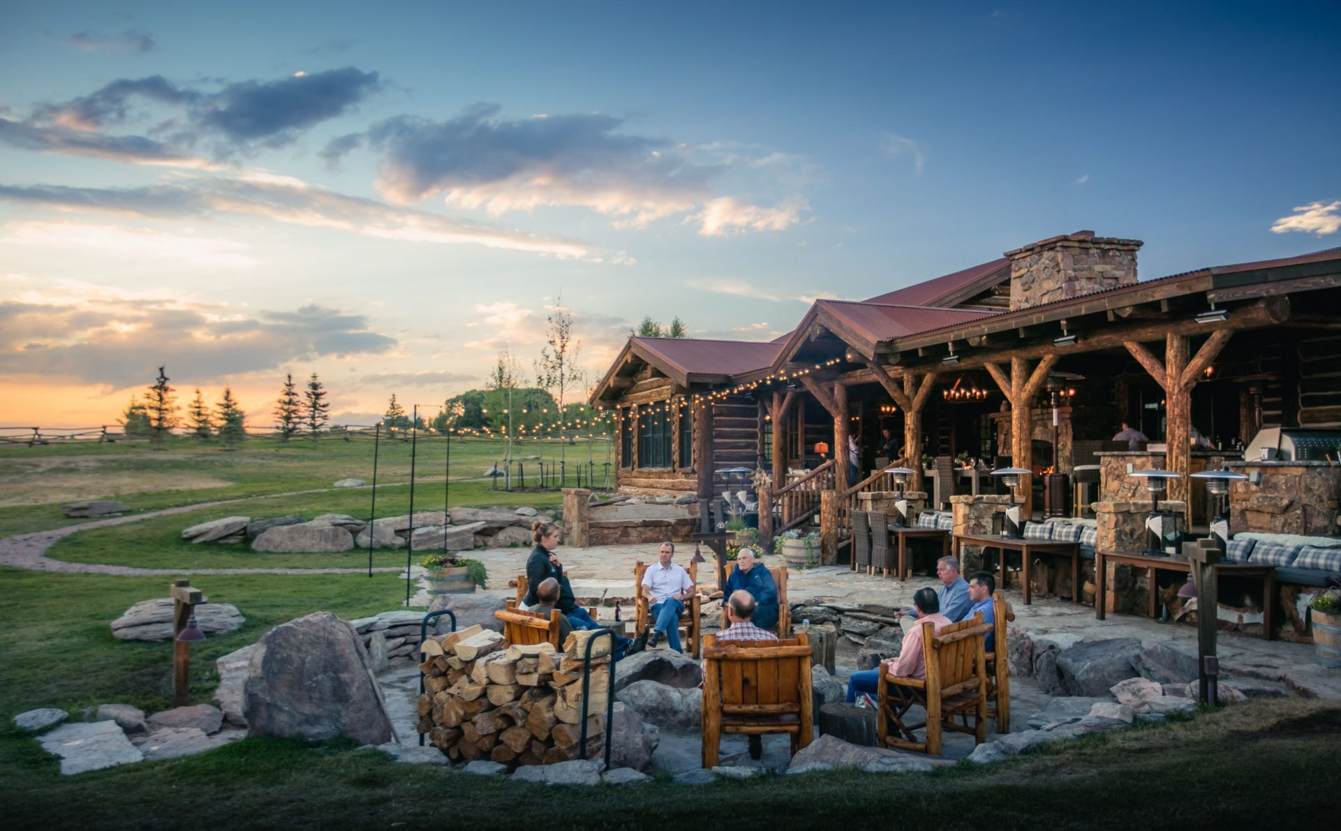The Lodge & Spa At Brush Creek Ranch, Saratoga, Wyoming