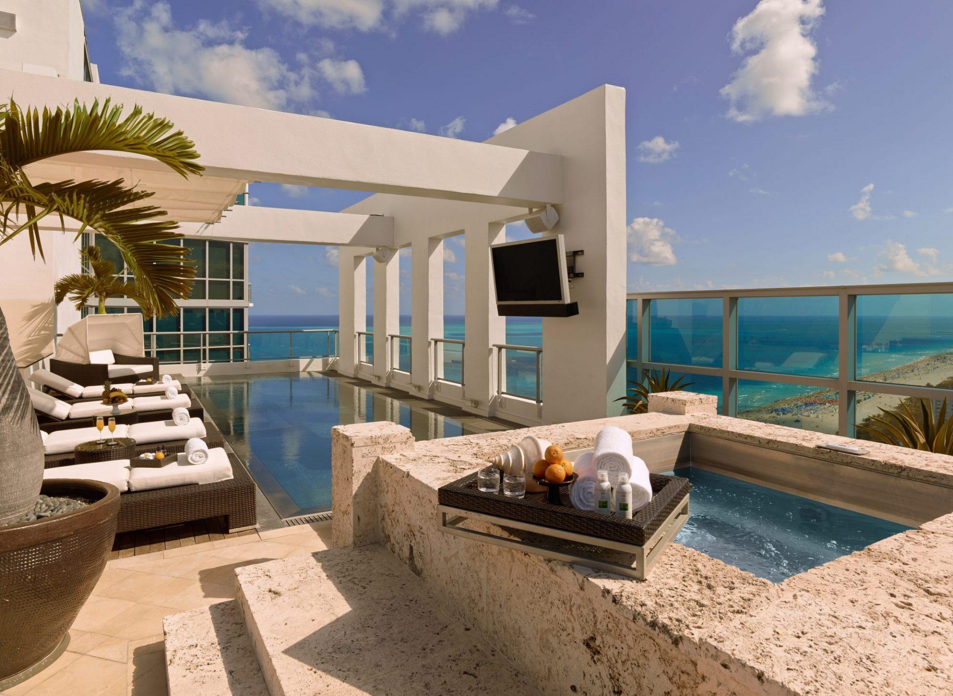 The Setai, Miami Beach, Florida