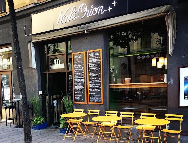 Kafe Orion